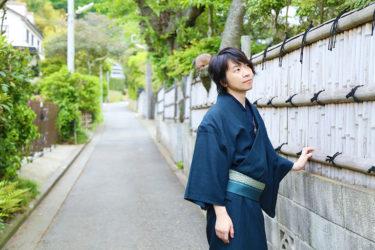 Les hommes portant le kimono : La mode du kimono pour les hommes