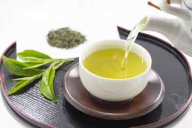 Le thé japonais : « ocha »